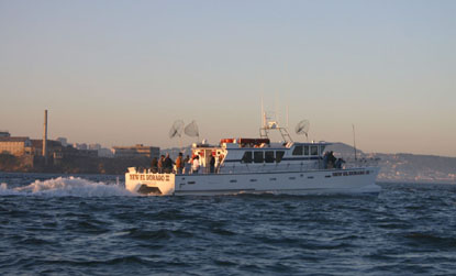 San francisco fishing charter boats san francisco for Bodega bay fishing charters