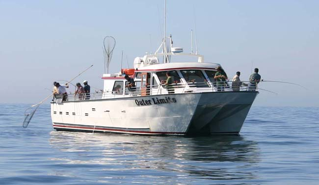 san francisco bay area sportfishing charters outer limits