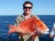 SPORTFISHWORLD FISHING PHOTO   AUSTRALIA   FISH SPECIES  Red Emporer       SportfishWorld © 2003 Bob Fisher