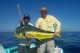 Baja Fishing Charters - Fishermen's Fleet:   Dorado: Dorado photo courtesy of the Fishermen's Fleet.  SportfishWorld &copy Bob Fisher