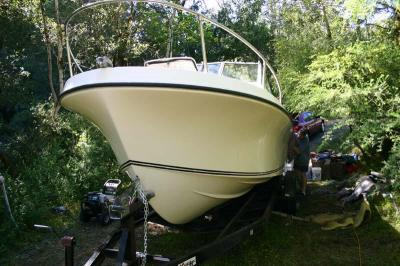 Project Fishing Boats - Skipjack 24'