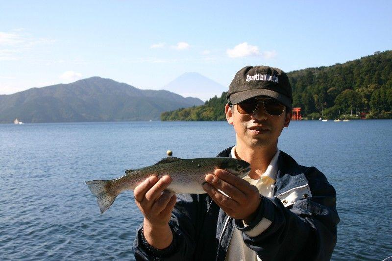 WORLDWIDE SPORTFISHING PHOTOS, Japan,  Rainbow Trout,