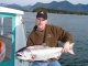 Canadian Chinook Salmon - Fishing Photo