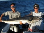 Fishing in Exmouth Gamex 2006  Black Marlin Gamex 2006 Bob Fisher's SportfishWorld &copy