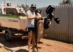 SAMSONFISH Fishing Photos! Fishing in AUSTRALIA for   SAMSONFISH &COPY SportfishWorld