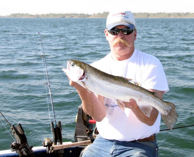 Fishing lake comanche in amador county california for for Lake amador fishing
