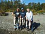 Skyomish River Salmon Fishing Fishing Photos Coho Salmon (Silver) Skyomish River Salmon Fishing Northern Washington.