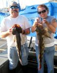 LING COD Fishing Photos! Fishing in USA for  LING COD © SportfishWorld