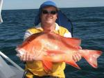 Emporer, Red: Red Emporer Geographe Shoals, Port Hedland Shane Baker. Shane Baker's fishing photos. &COPY SportfishWorld