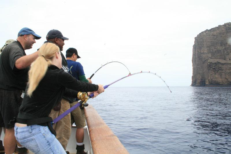 WORLDWIDE SPORTFISHING PHOTOS, Mexico,  Fishing Photo, Flash Fishing/Shogun Annual Invitational Long Range Fishing Charter Trip. Bob Fisher SportfishWorld Photos