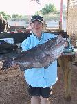 Port Hedland Game Fishing Club Fishing Photos  Fishing Photo Mackeral Islands, Western Australia. Submitted by Kelly Insull, Port Hedland Game Fishing Club. Bob Fisher's SportfishWorld &copy